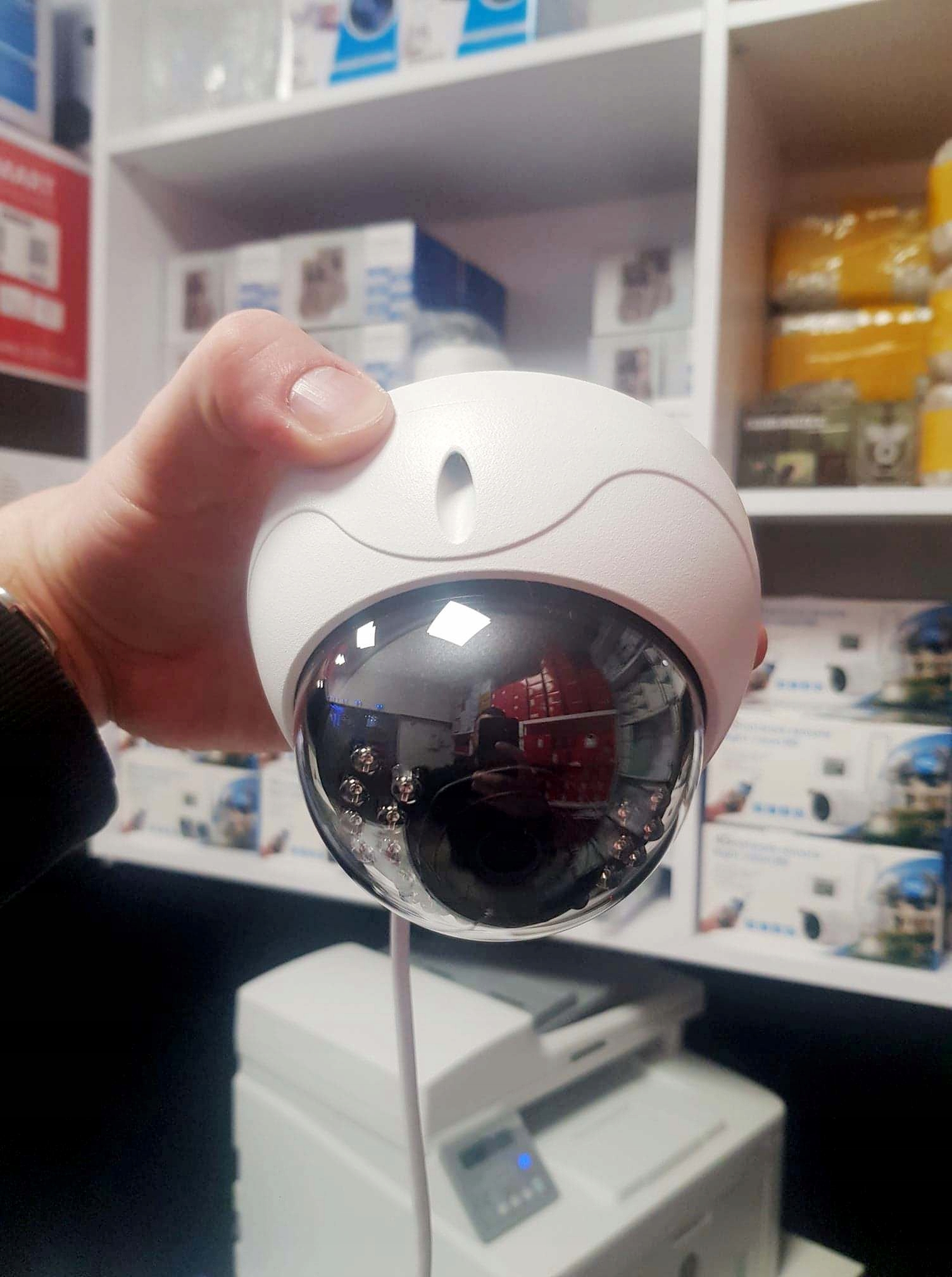 Kamera 8MP 4K IP zewnętrzna kamera H.265 Onvif Poe Rozdzielczość 8 Mpx