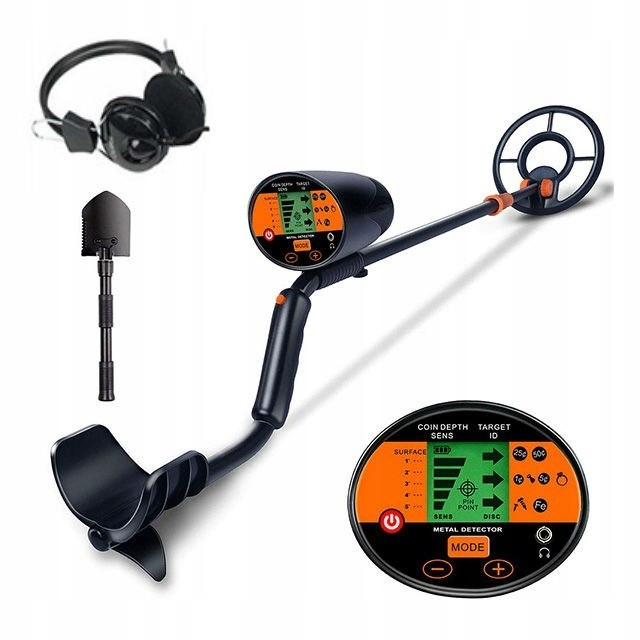 Item Metal detector, Tianxun, MD-3060+HEADPHONES+SHOVEL