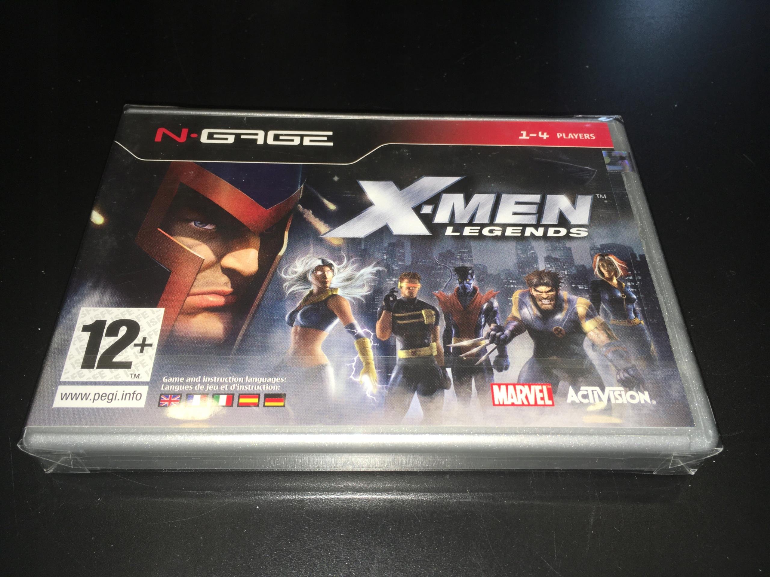 X-Men Legends / Nokia N-Gage