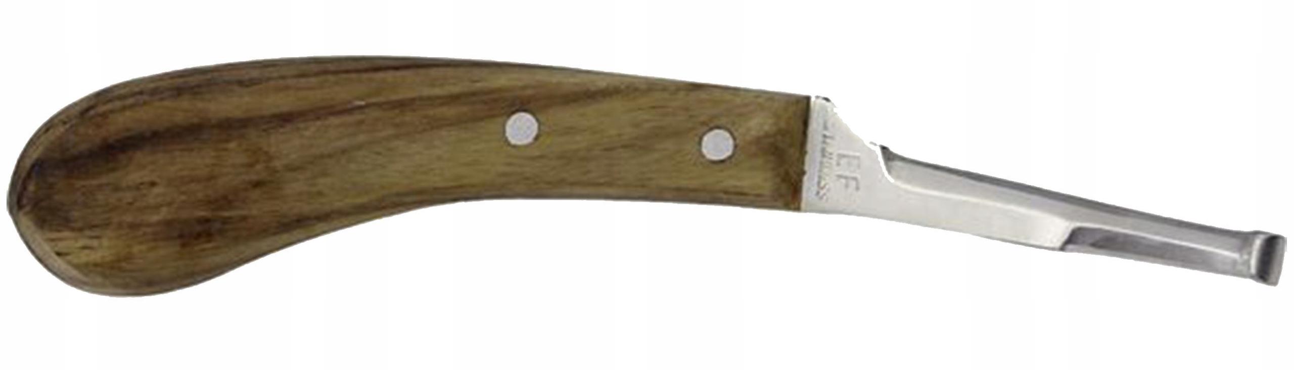 Нож для коррекции двусторонних копыт