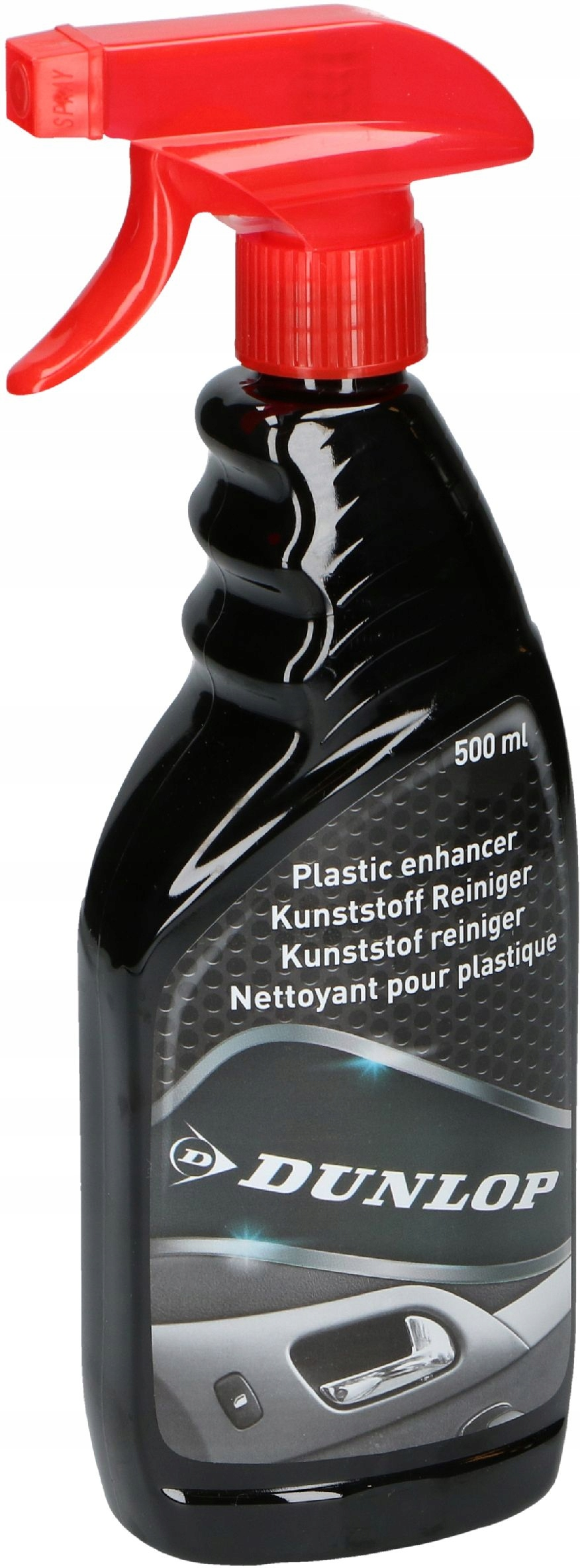 Пластиковая жидкость для очистки кокпита DUNLOP 500мл