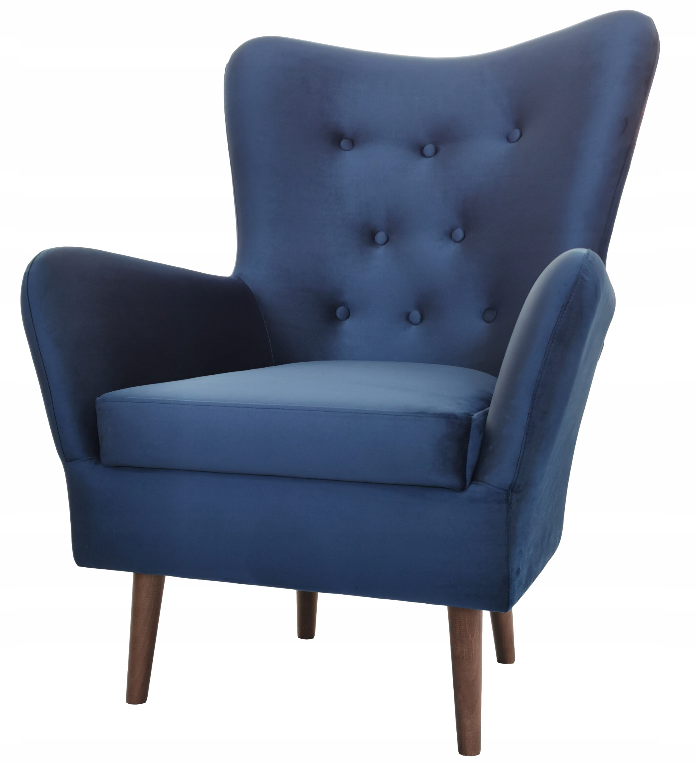 Кресло FIGARO в скандинавском стиле ПРОИЗВОДИТЕЛЬ