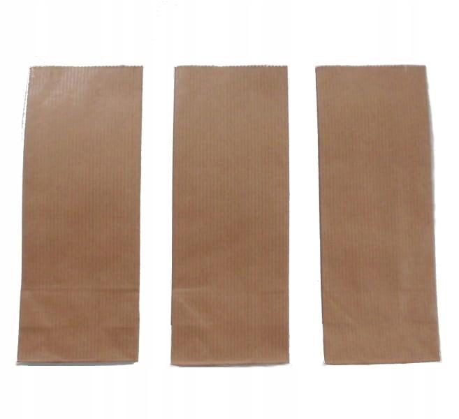 Бумажный пакет ЭКО блок 100 г, 2-х слойный
