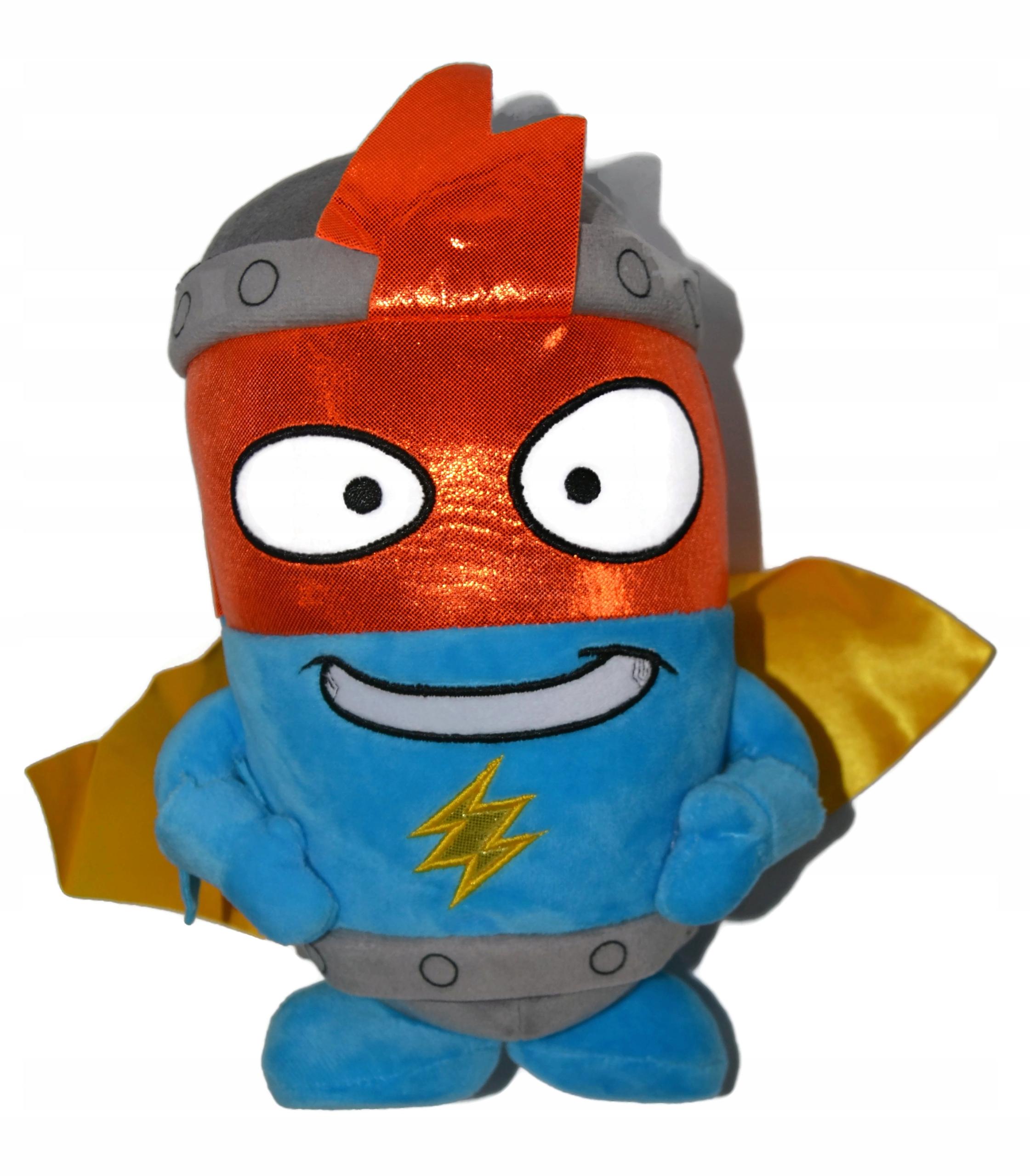 SUPER ZINGS Plyšová hračka KID KAZOOM 25cm