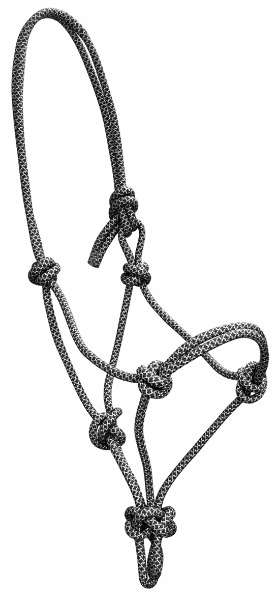 Kantar sznurkowy Siena czarny Full