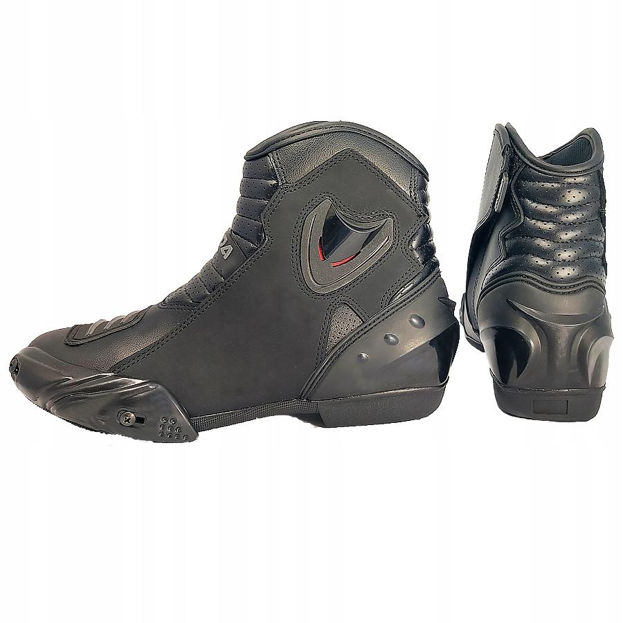 Ботинки мотоциклетные короткие miejskie спортивные motor, фото 1