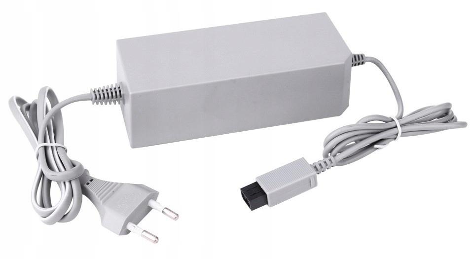 Originál Nintendo 12V 3.7A Wii konzola