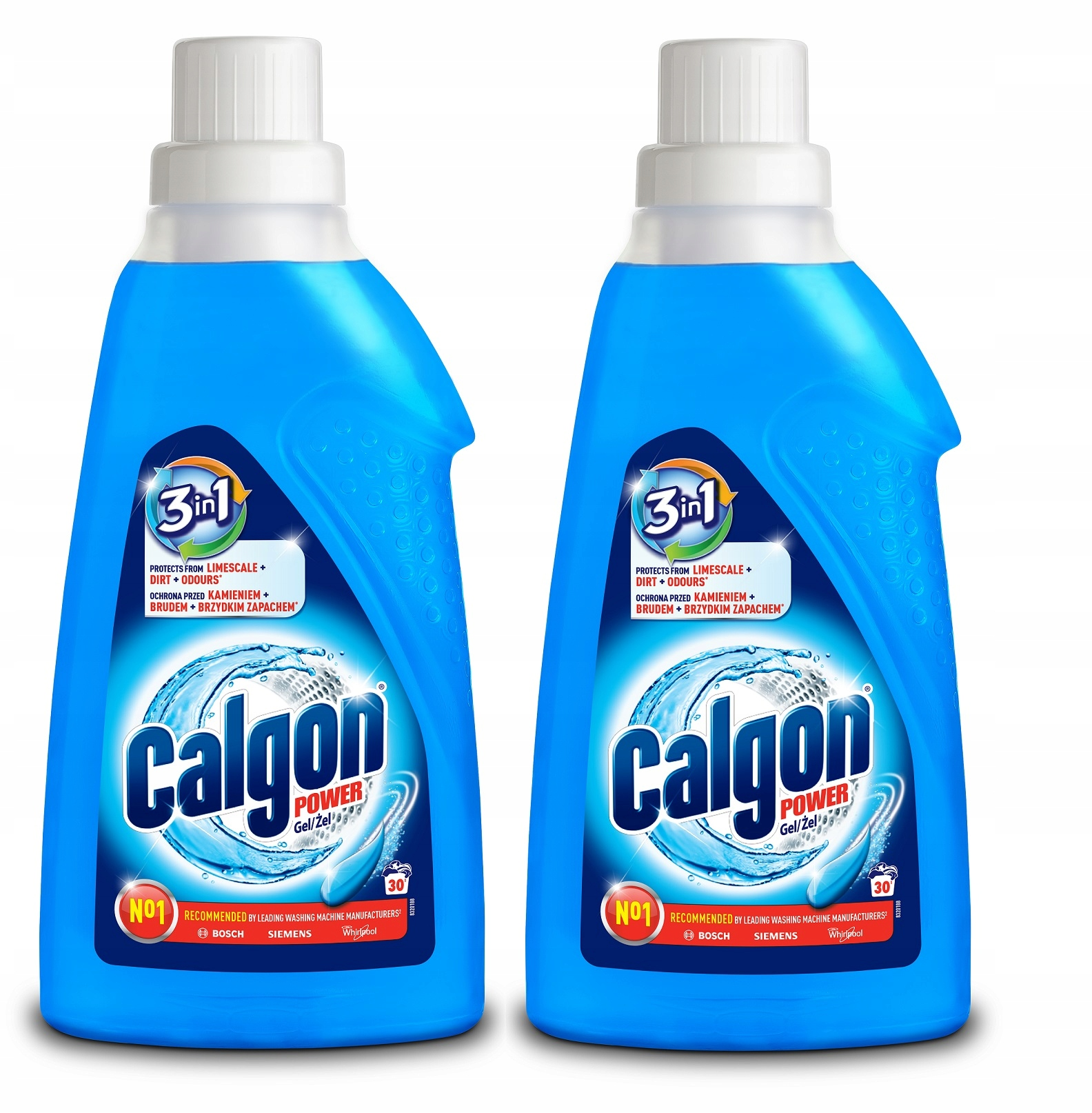 Calgon Żel Odkamieniacz Pralki zmiękczacz 3 litry