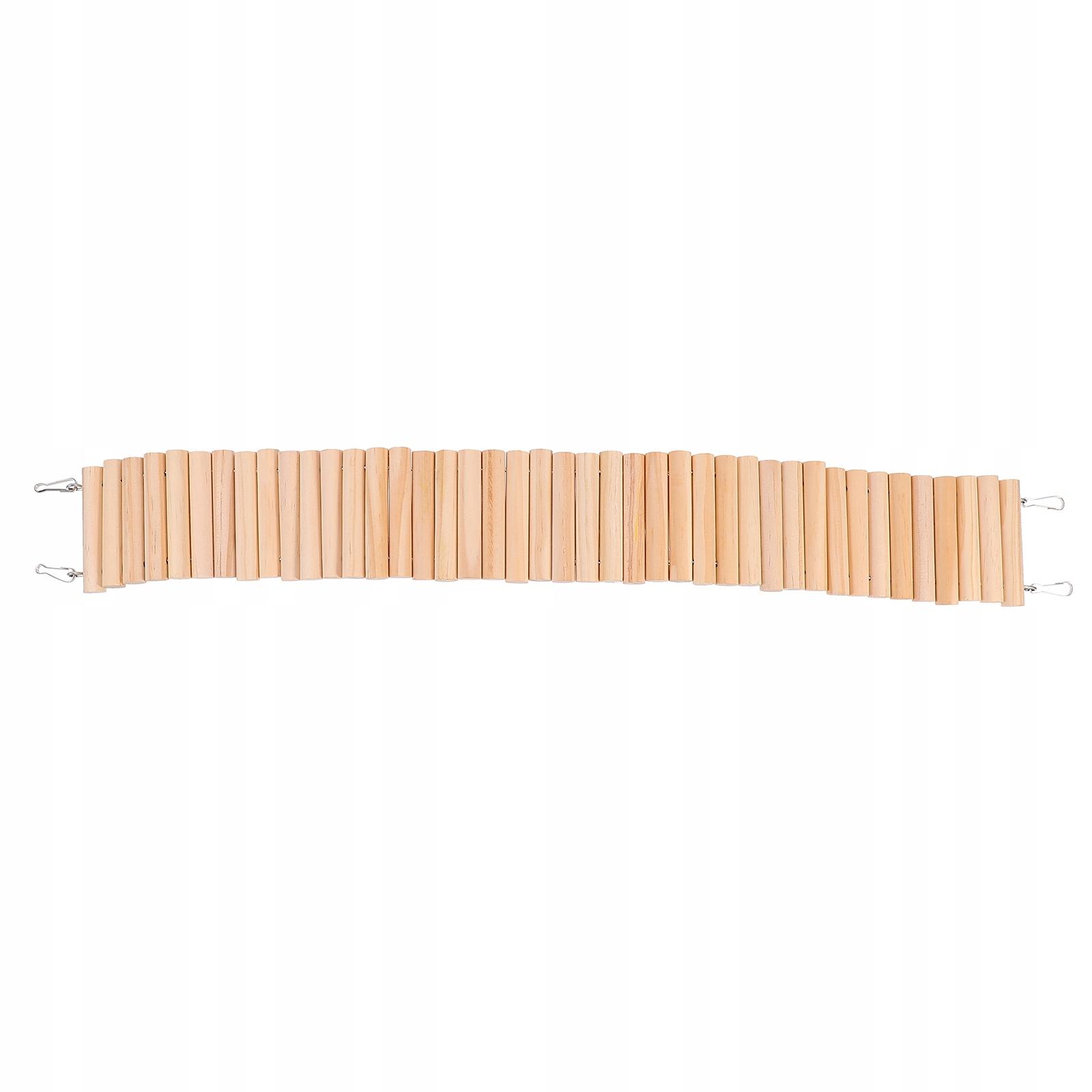 Игрушка-лестница для хомяка 60 см с крючком