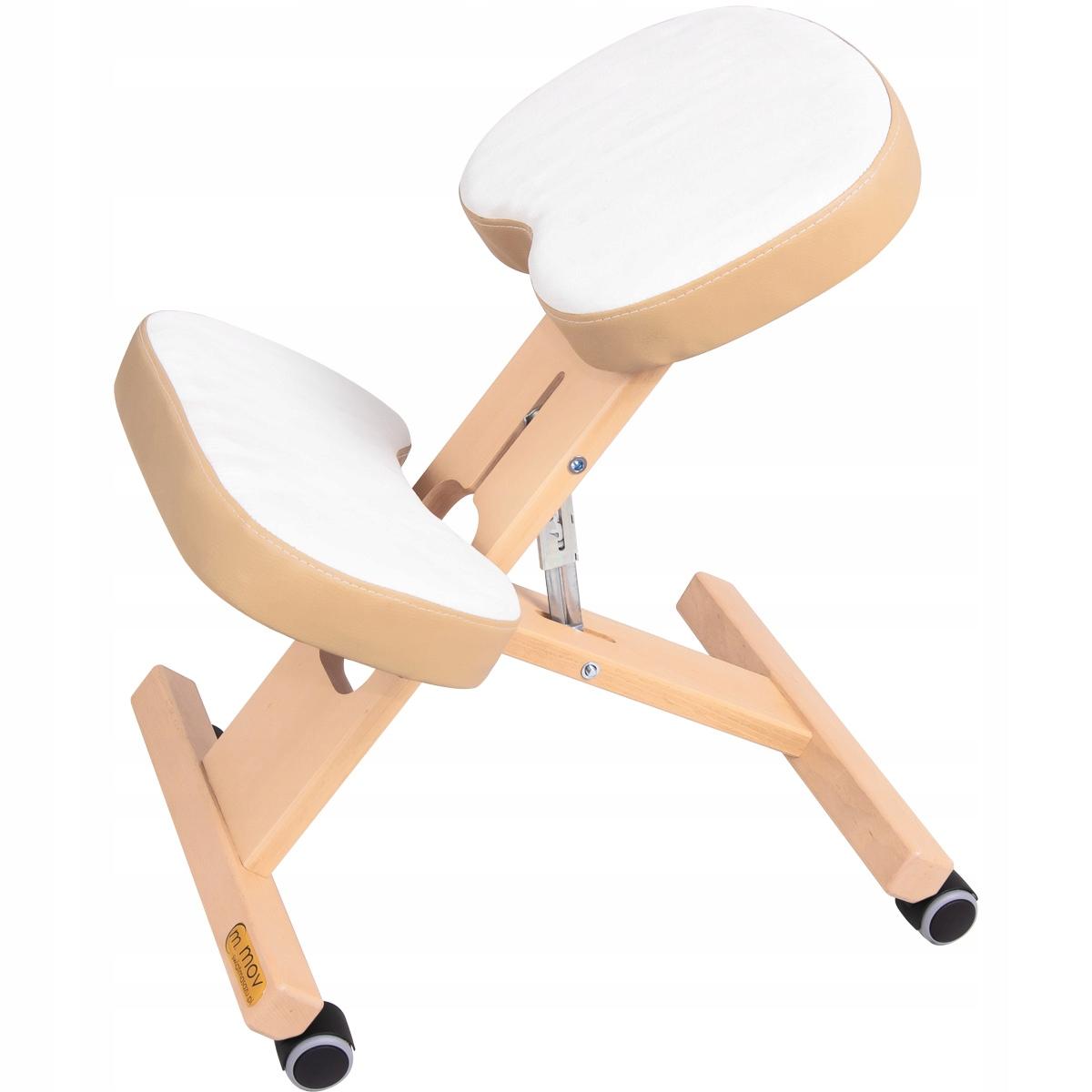 Klękosiad ERGO-POHODLIE - ergonomické Stoličky