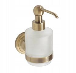 Bronzový dávkovač mydla BEMETA RETRO mini