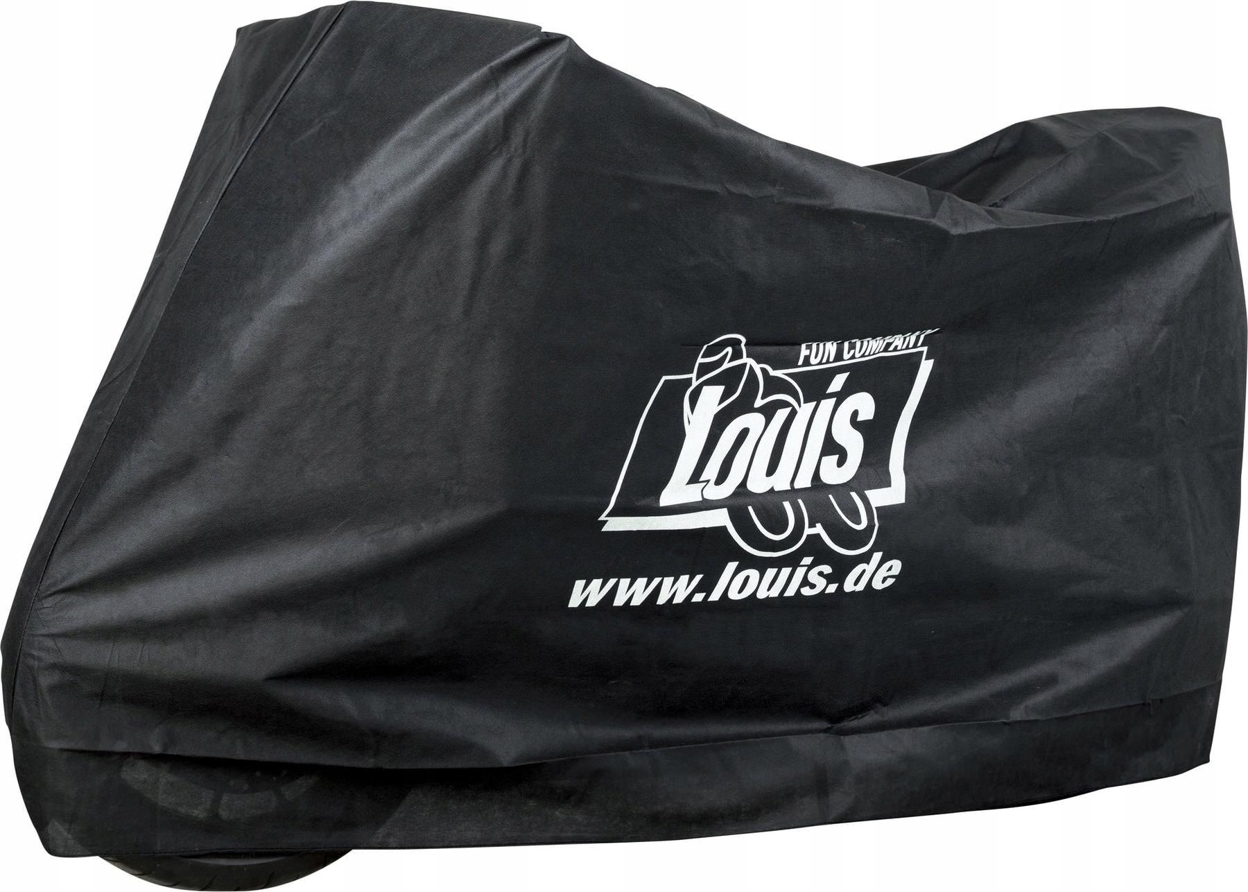 Чехол для мотоцикла Louis для гаража, внутри