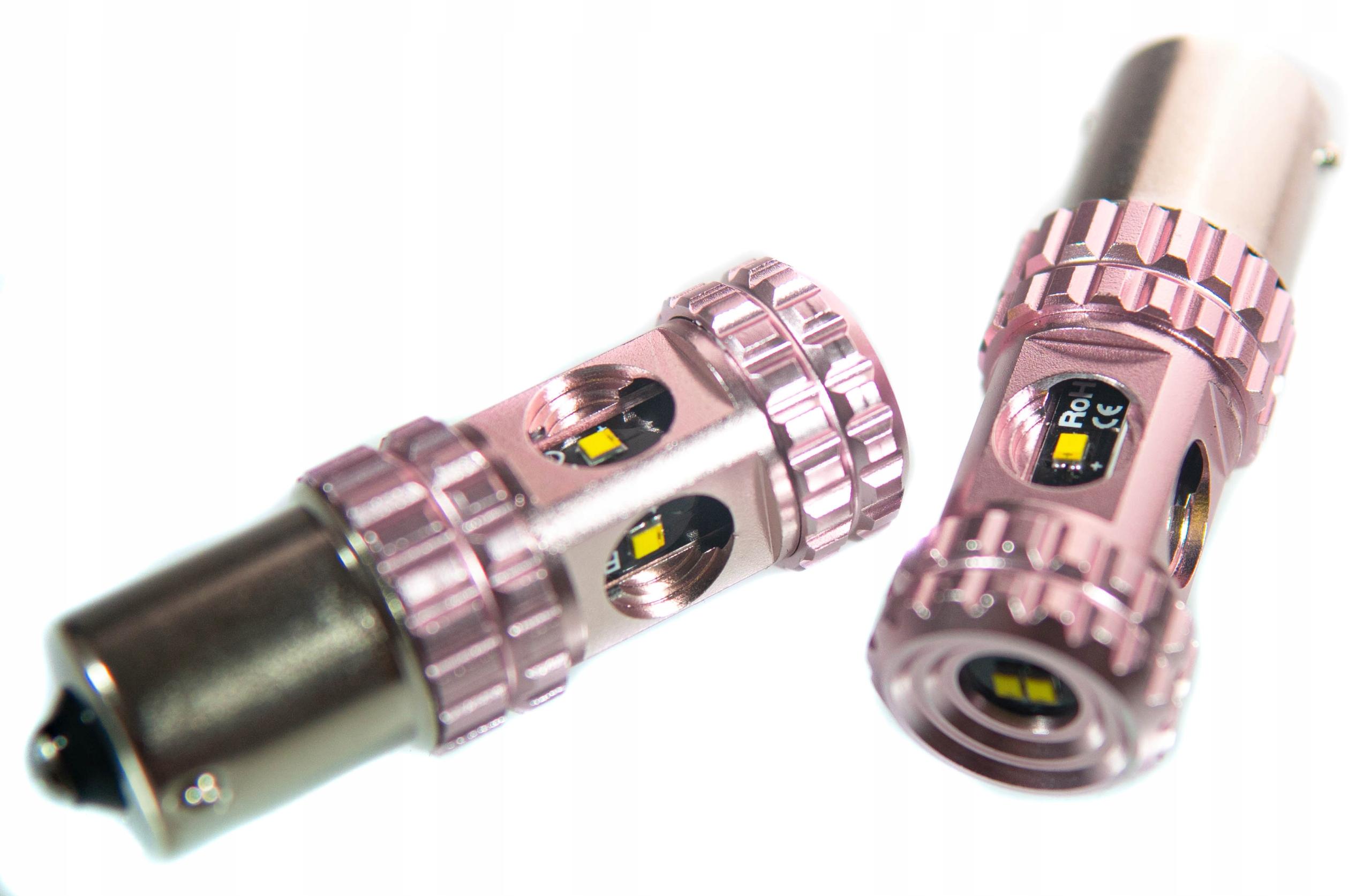 P21W 1156 LED - 6 SMD 3030 - BA15S - WSTECZNE LEDY EAN 123456789012