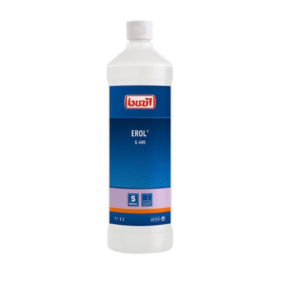 Buzil EROL щелочной очиститель для керамогранита