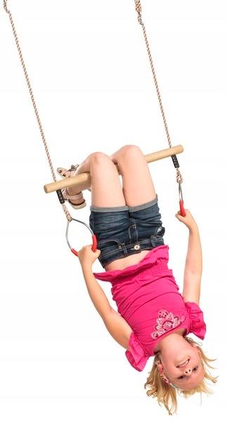 Купить Деревянная трапеция для детской площадки - акробатика на Otpravka - цены и фото - доставка из Польши и стран Европы в Украину.