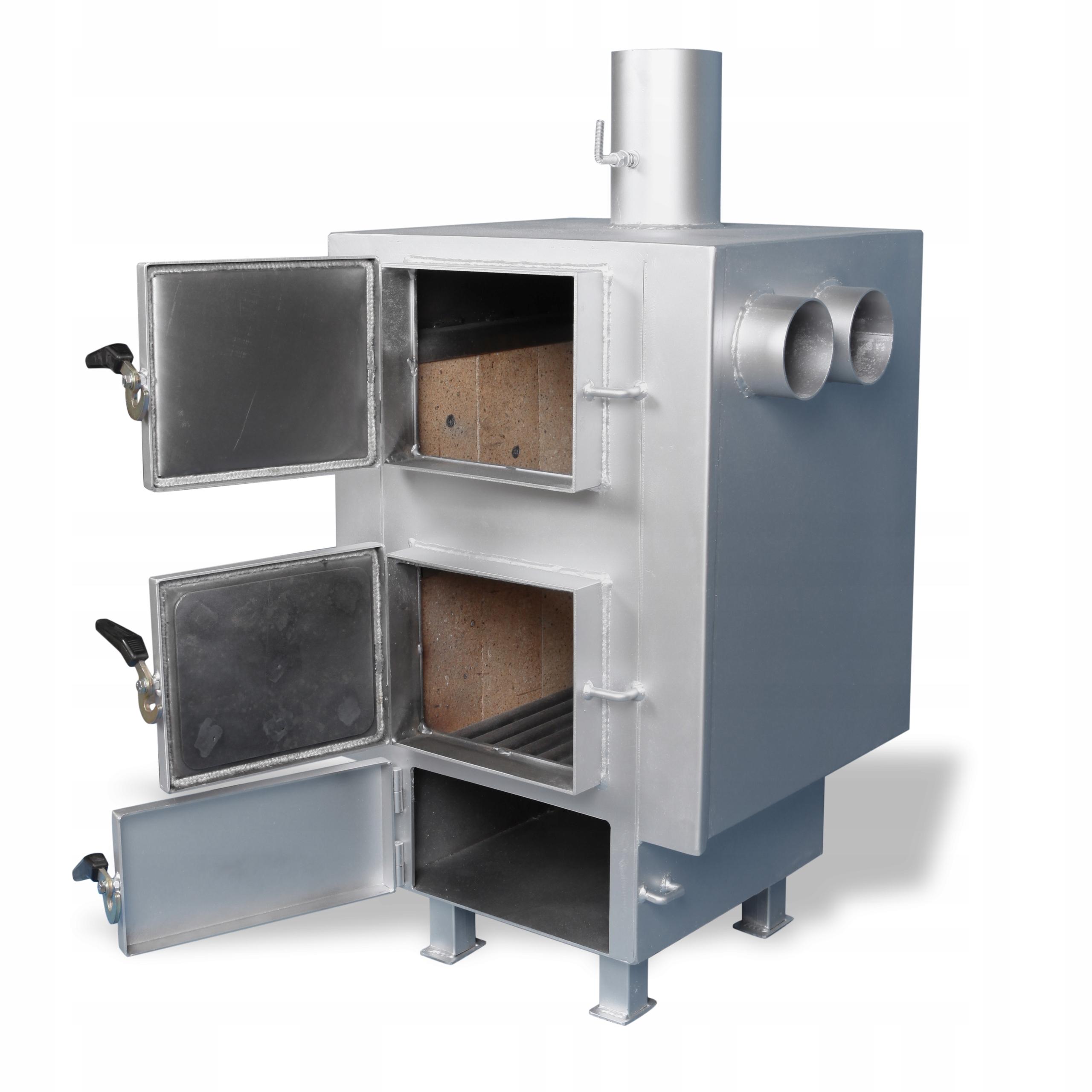 Largo Blow-In Furnace & quot; M & quot;  19 kW Hmotnosť výrobku s jednotlivým balením 165 kg