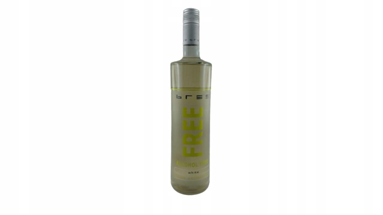 BREE FREE WHITE безалкогольное полусладкое вино