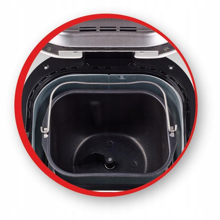 TEFAL Pain & Tresors PF2518 Хлебопечка PF2518 Доминантный цвет черный