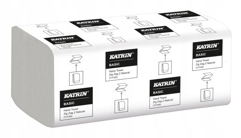Бумажные полотенца й KATRIN 4000 PCS 2W