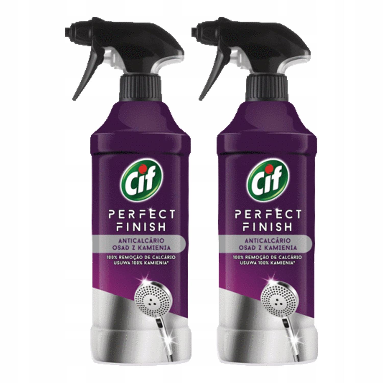 Cif Perfect Finish Spray Bathroom Stone 2x435ml