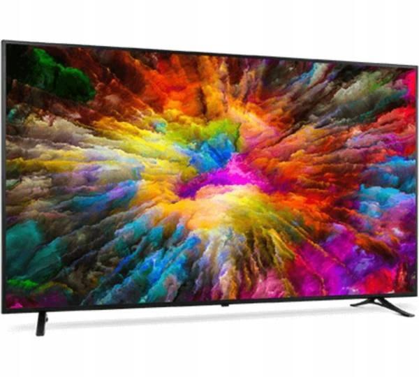 LED-телевизор 75 'UHD 4K SMART TV HDR NETFLIX A +