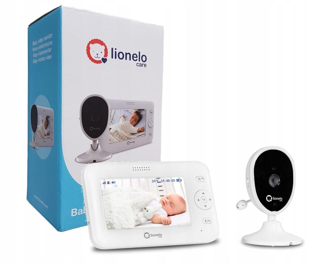 Niania Elektroniczna Kamera Babyline 8.1 Lionelo