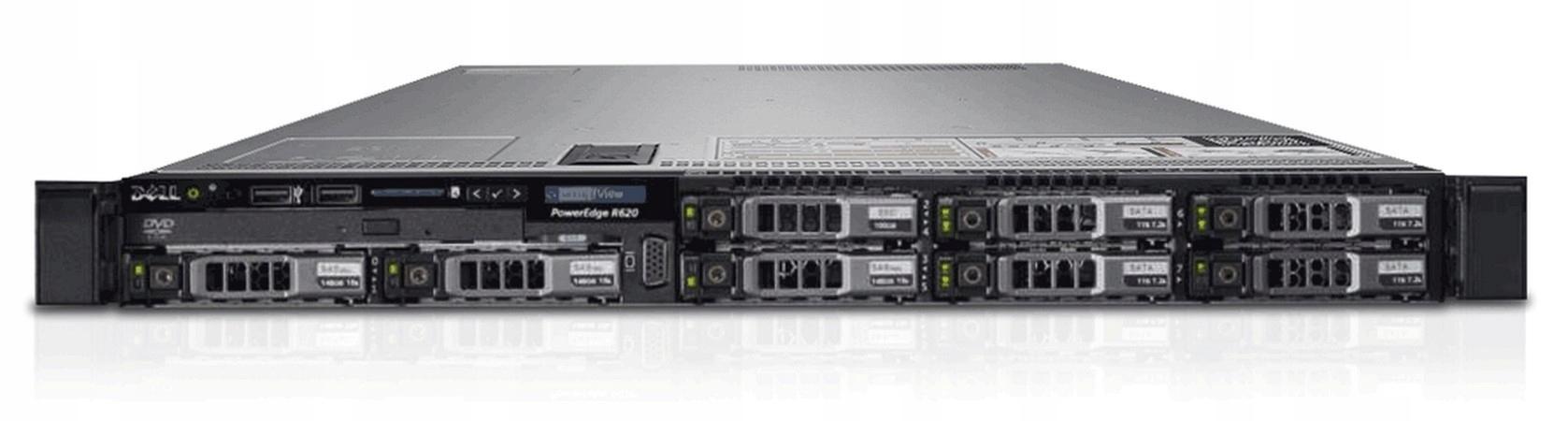 Купить DELL R620 2X10C E5-2680 V2 128 ГБ 4,8 ТБ H310 RAM SZ на Otpravka - цены и фото - доставка из Польши и стран Европы в Украину.