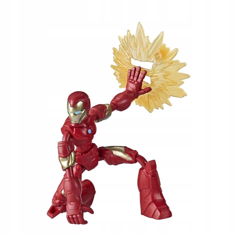 Avengers Bend and Flex Action Figure 15 cm Iron Man E787