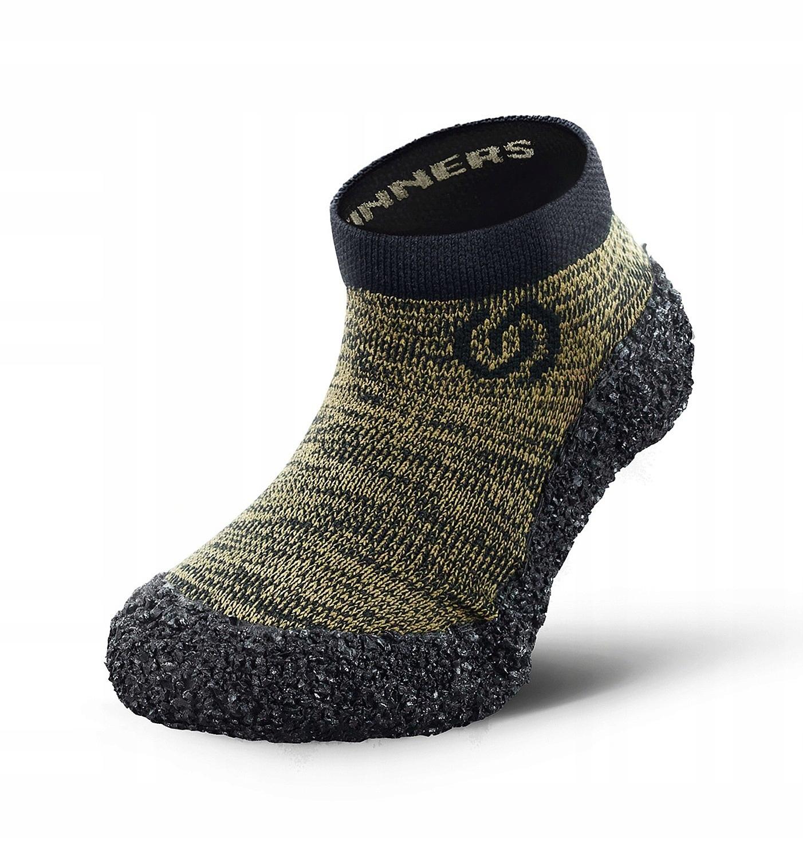 ponožky Skinners Deti Line - Olivovo Zelená