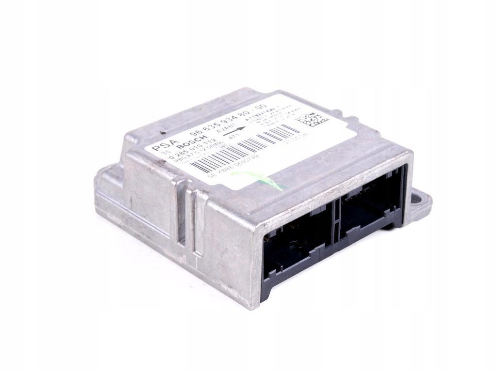 модуль сенсор airbag 9663593480 0285010112 654664