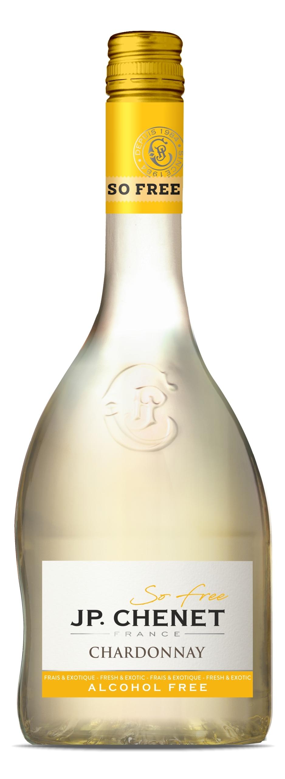 Вино France J.P. Chenet Chardonnay безалкогольное