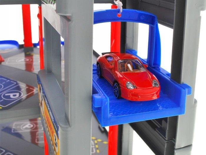 Garaż piętrowy parking winda myjnia auto ZA1859 Model inny
