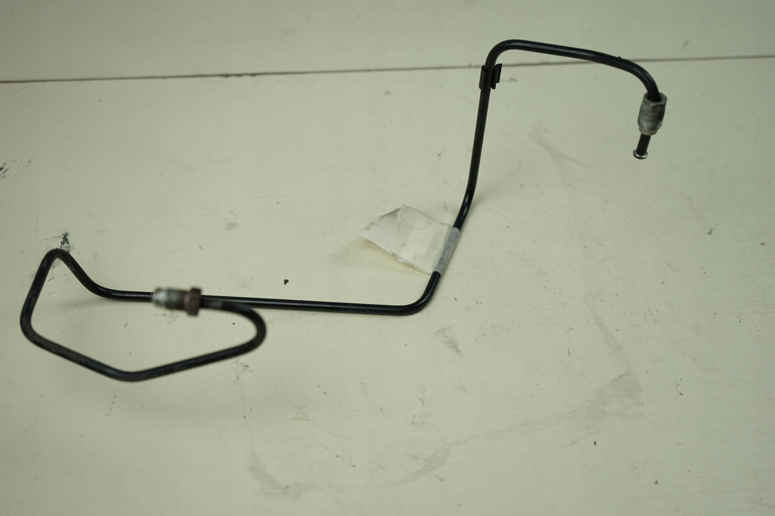 opel astra h трубка топлива шланг высокий давления