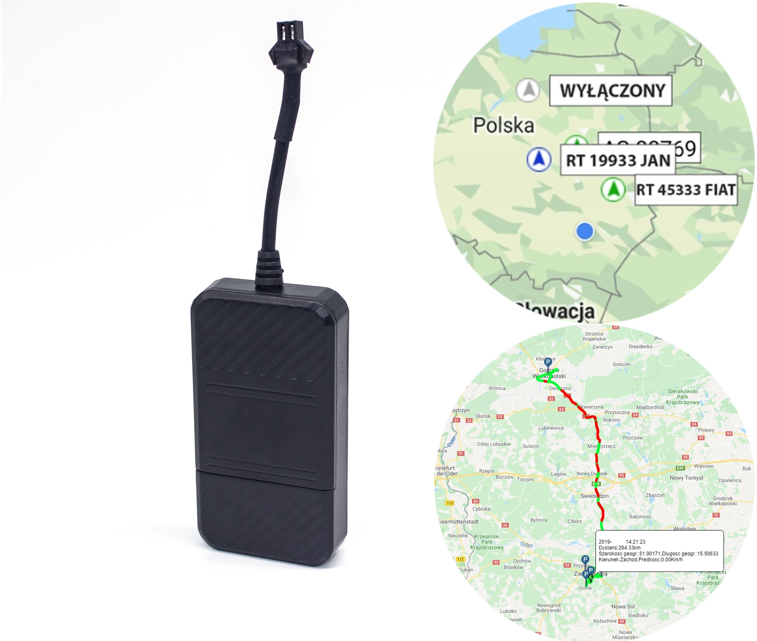 GPS трекер 9-95V ПРИЛОЖЕНИЕ ДЛЯ ВЕБ-ОТСЛЕЖИВАНИЯ MK10