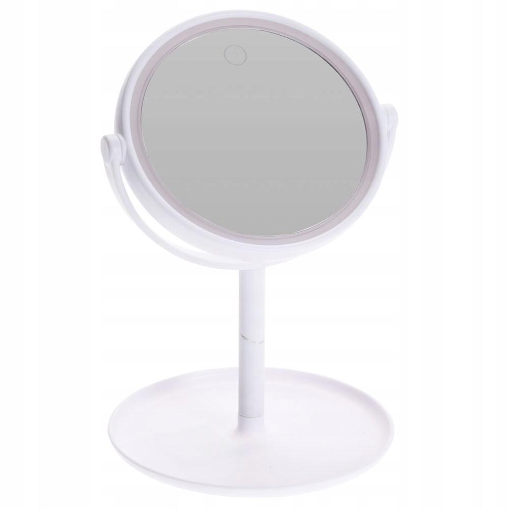 LED osvetlené kozmetické zrkadlo
