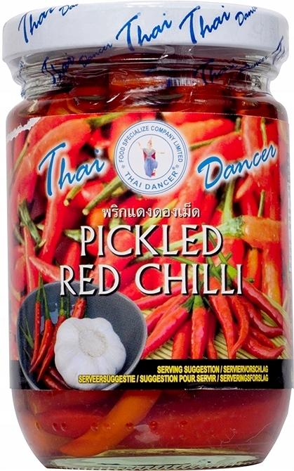 острое перцем Чили Чили красное 200г Тайские