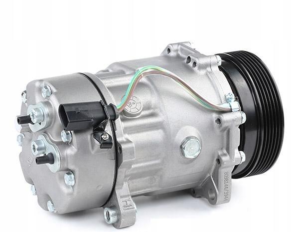 компрессор кондиционирования воздуха 6m2h-19d629-aa проверено