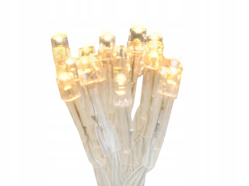 Рождественские огни для РОЖДЕСТВЕНСКОЙ ЕЛКИ 10LED 2m Warm White