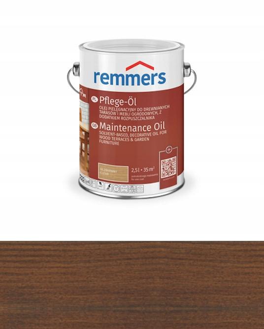 Remmers Pflege-ol масло для древесины 5Л Орех