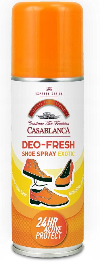 Casablanca Odświeżacz Exotic dezodorant butów 125