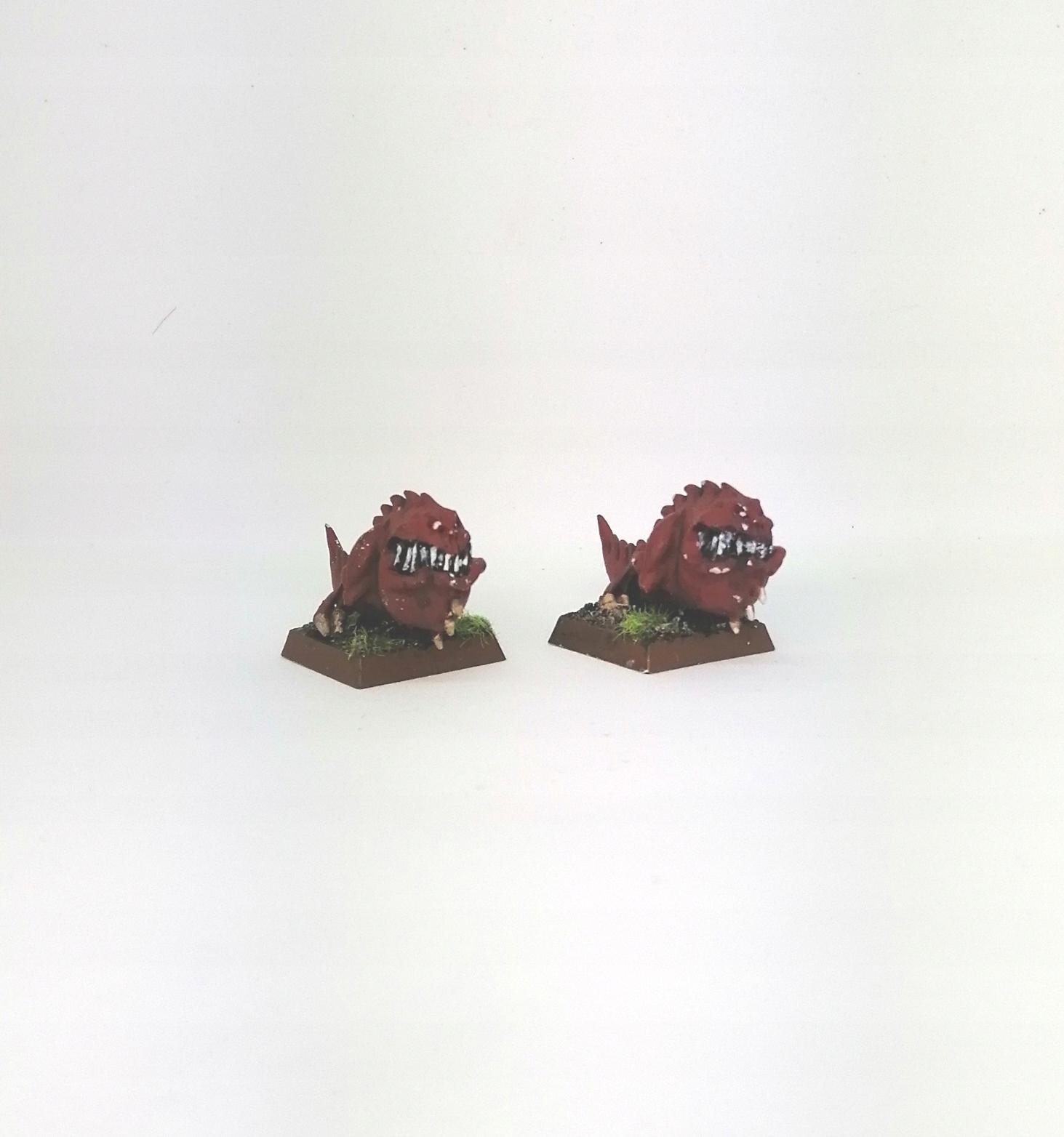 Night Goblin Cave Squig Metal