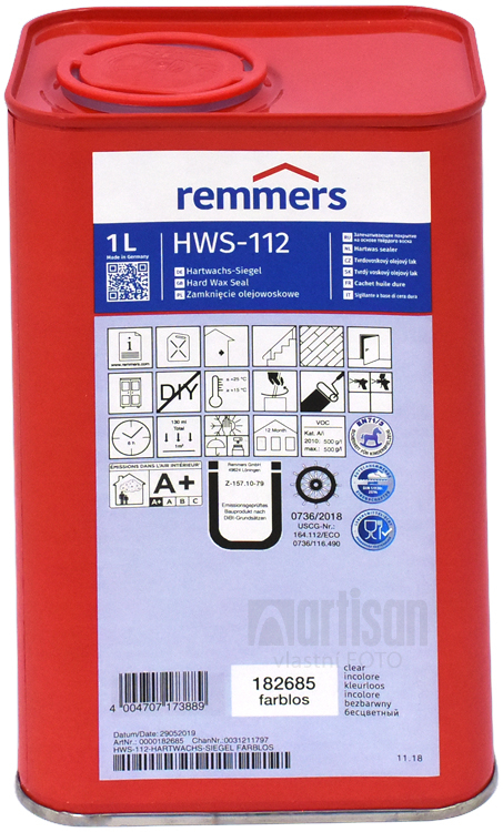 HWS-112 lakier matowy o wyglądzie oleju do blatów