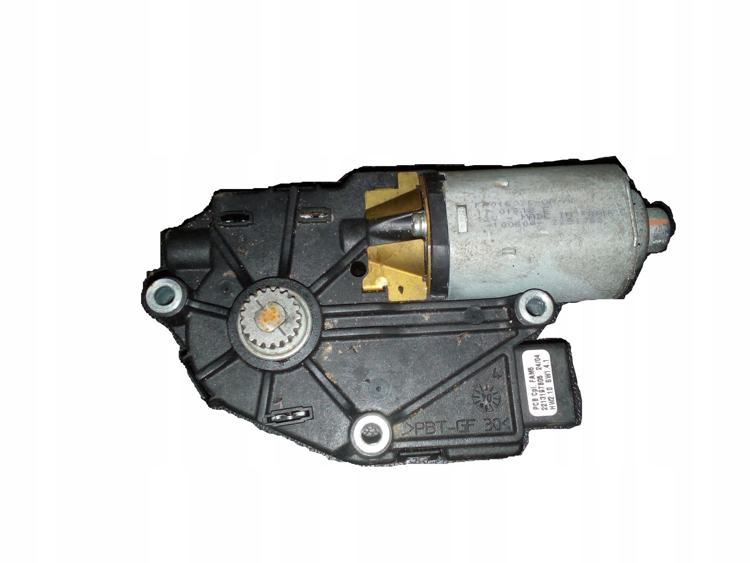 двигатель люка renault scenic ii grand