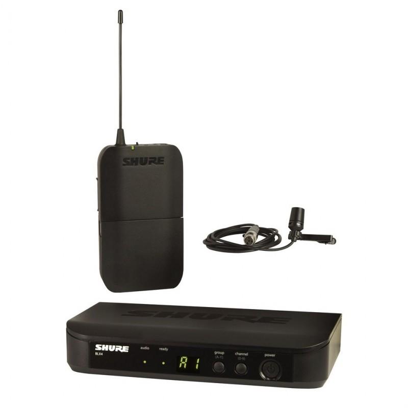 Shure BLX14 / CVL Wireless Mikrofón