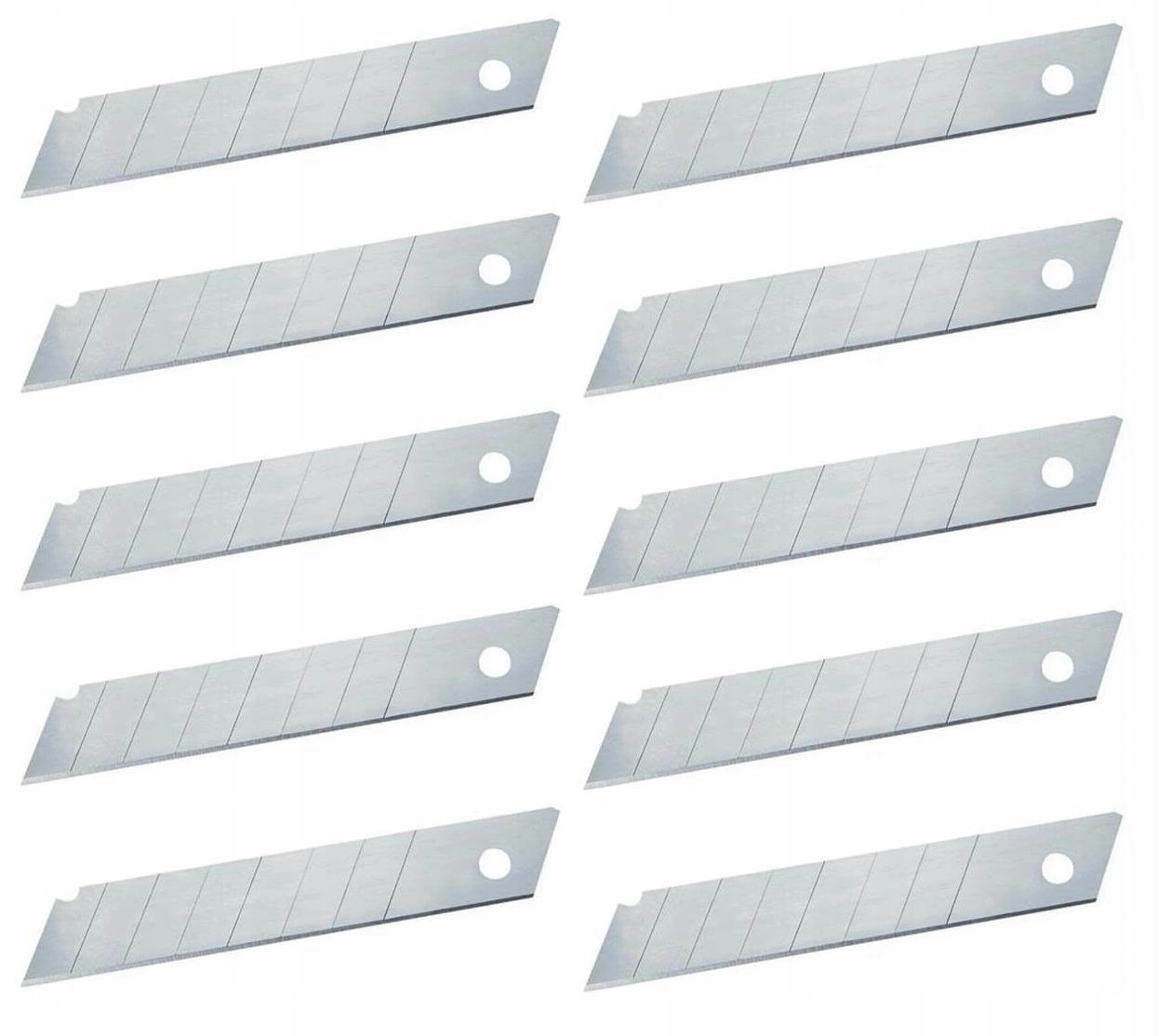 Nôž Nôž na tapety Blades 18mm Kazety zásoby 10 ks