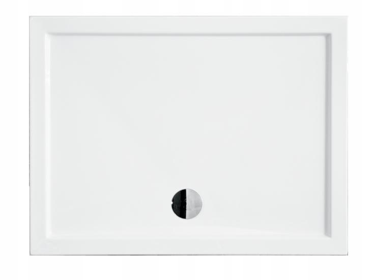 BESCO ALPINA OBDĺžnikový sprchový žľab 100x80 + SIFÓN