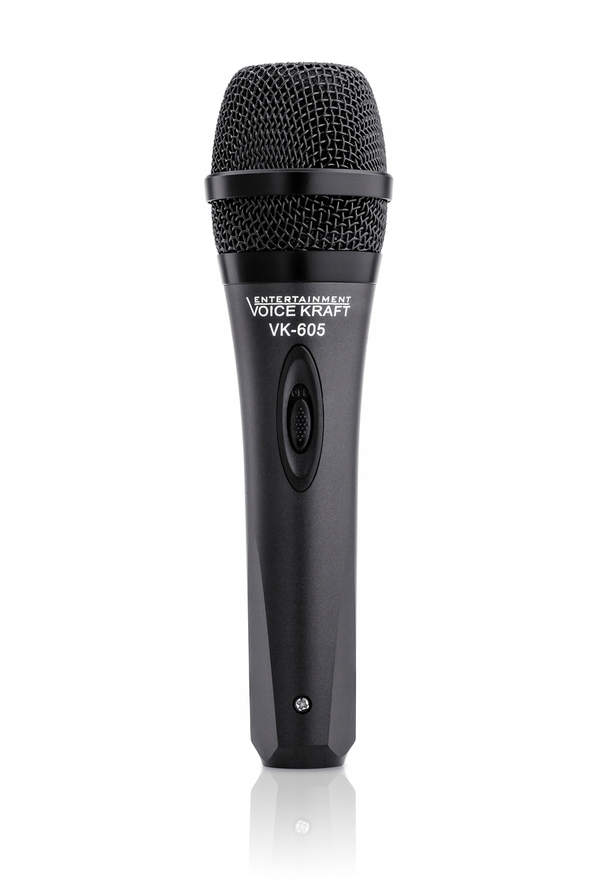VK 605 - dynamický mikrofón káblový XLR