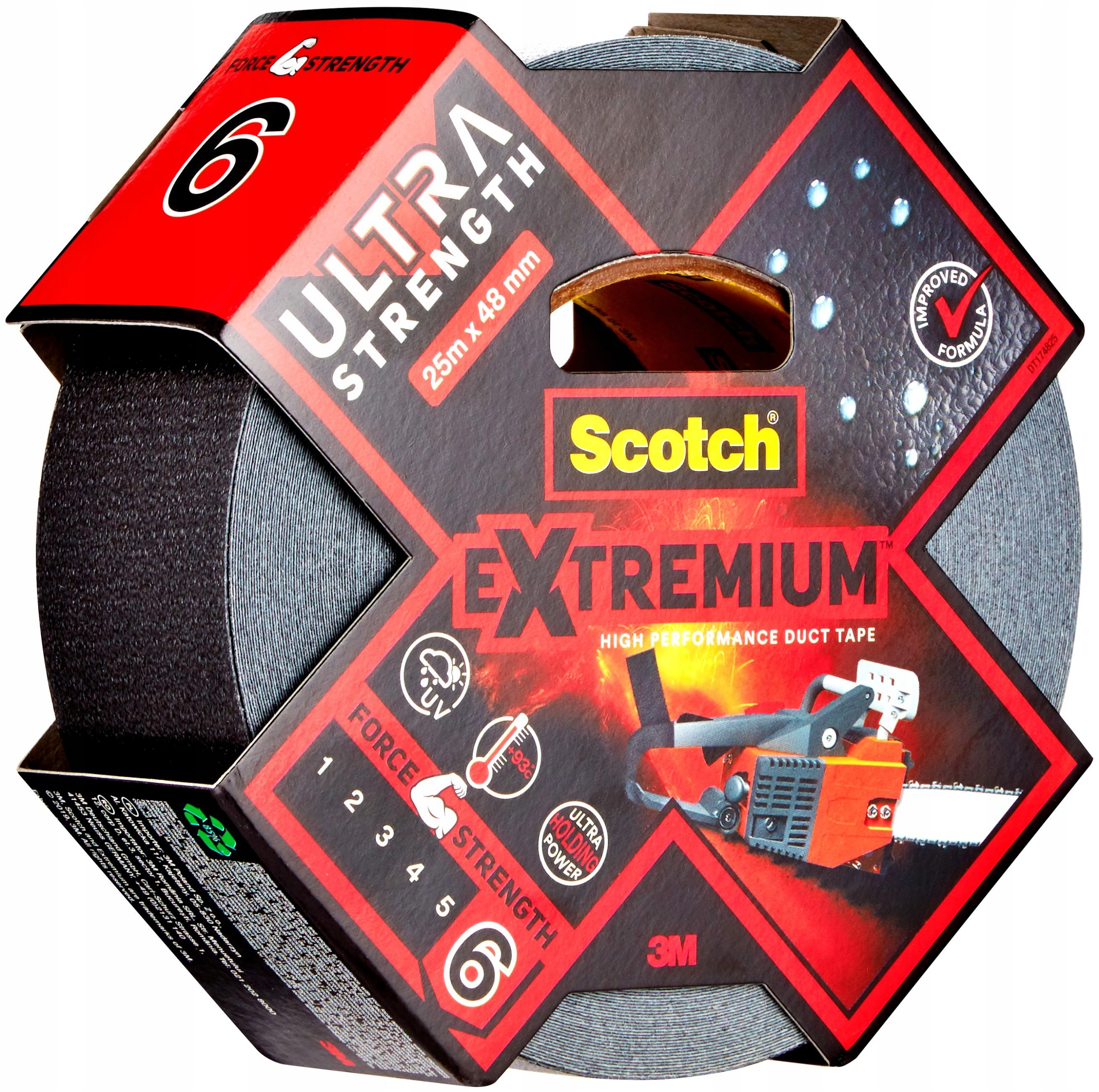 РЕМОНТНАЯ ЛЕНТА SCOTCH EXTREMIUM ULTRA STRENGTH 25