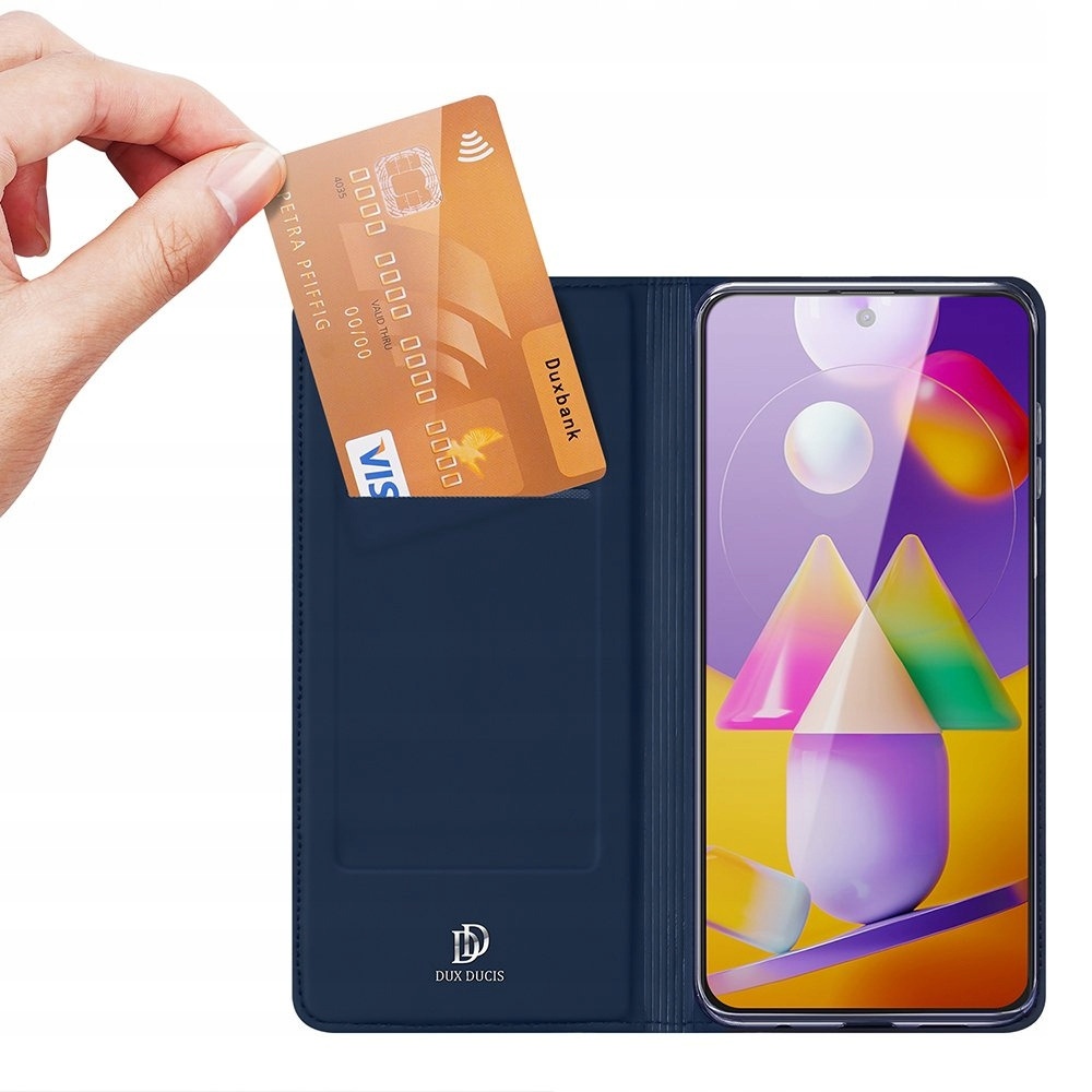 Etui DUX DUCIS + szkło do Samsung Galaxy M31s Kod producenta Etui DUX DUCIS + szkło do Samsung Galaxy M31s