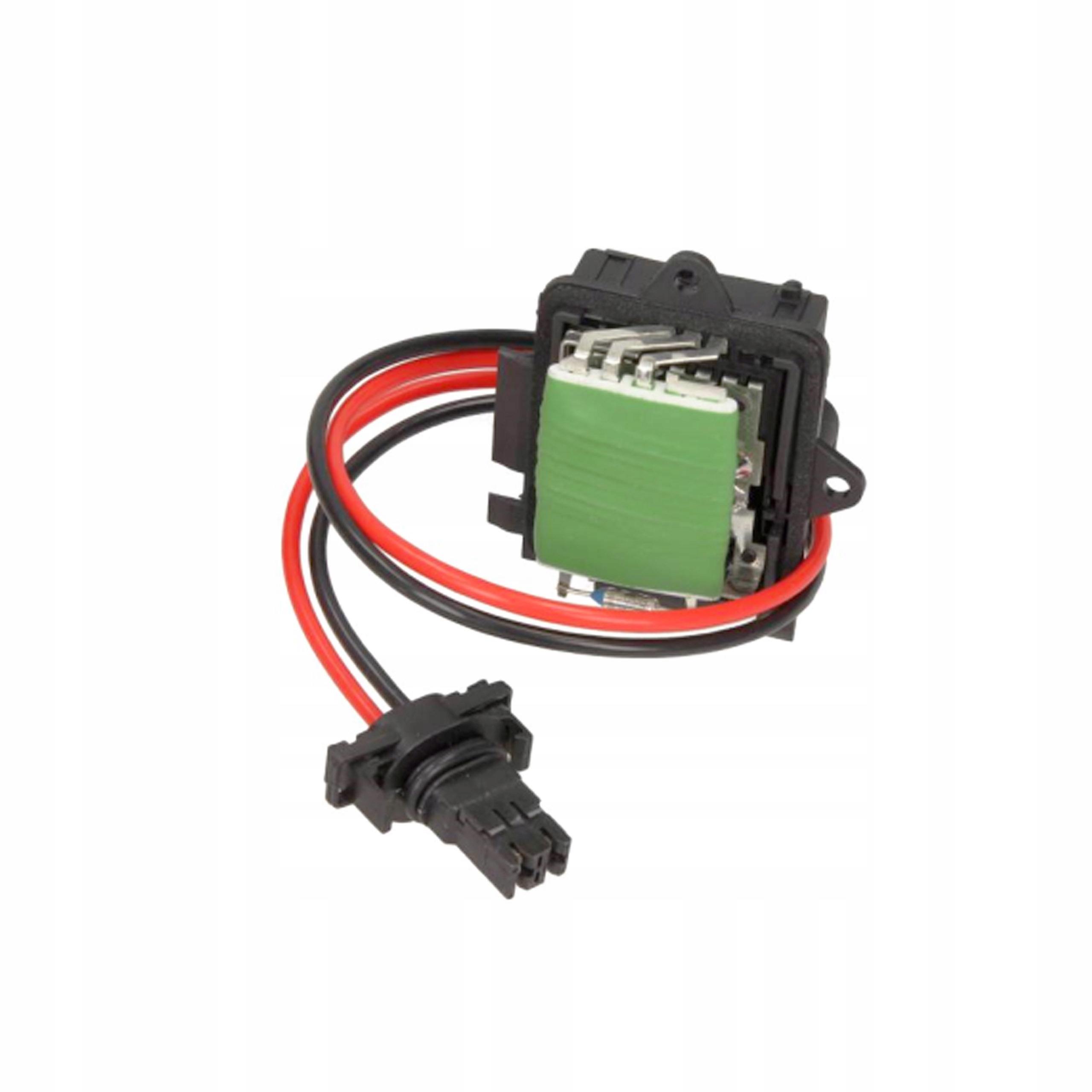 резистор резистор воздуходувки opel vivaro